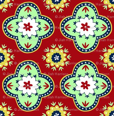 Silk Road- Pomegranate