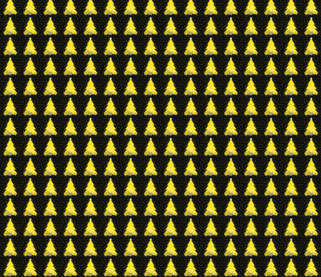 SAPIN DECORE 1 fabric by manureva on Spoonflower - custom fabric