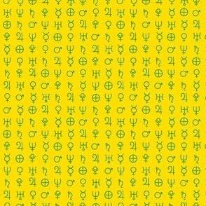alchemy planet symbols 3