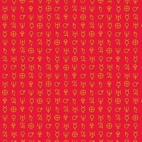 alchemy planet symbols 6