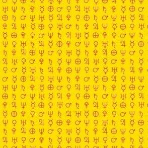 alchemy planet symbols 5