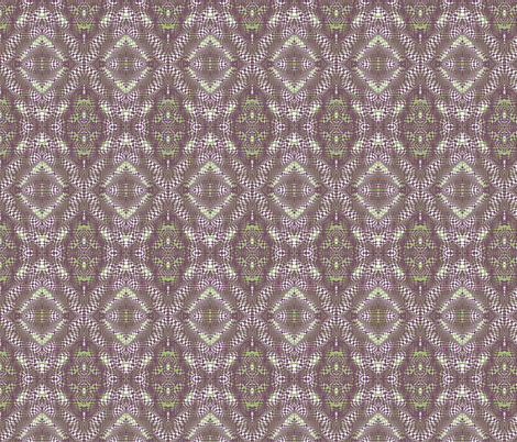A Mismatched Split Compliment fabric by helenklebesadel on Spoonflower - custom fabric