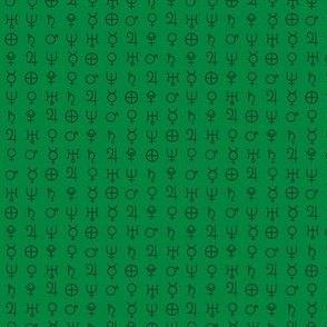 alchemy planet symbols 12