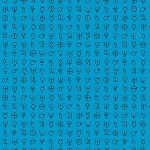 alchemy planet symbols 8