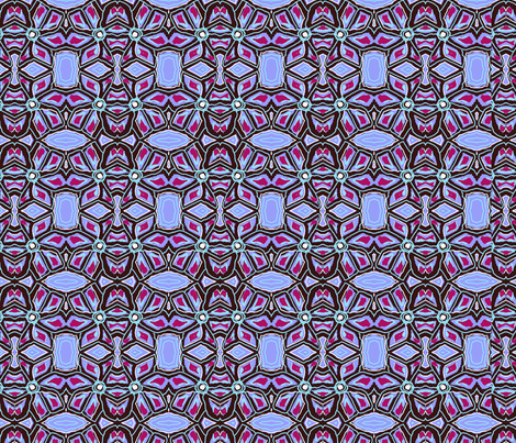 palace_glass fabric by silverspoon on Spoonflower - custom fabric