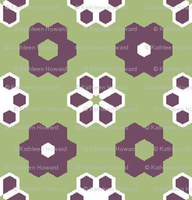Hexagon flowers green hex_crop_3b_small_fix-ch