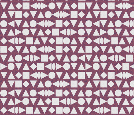 We're talking a different language here... fabric by glimmericks on Spoonflower - custom fabric