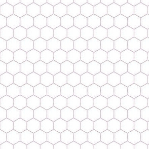 honeycomb dots