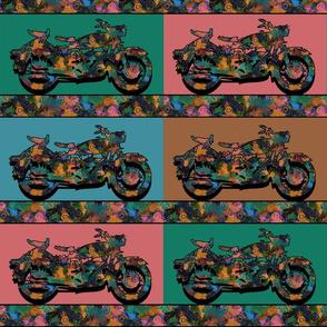 groovy motorbikes