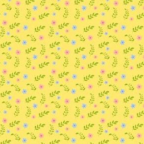Joys of Spring (yellow)