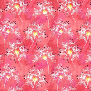 Drifting Dandelions
