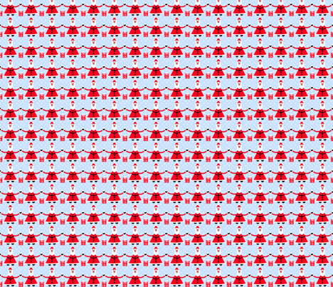 PERES NOEL 1 fabric by manureva on Spoonflower - custom fabric