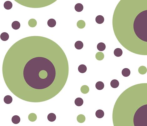 spots fabric by neetz on Spoonflower - custom fabric