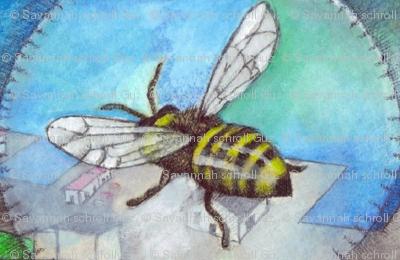 Urban Honey Bee