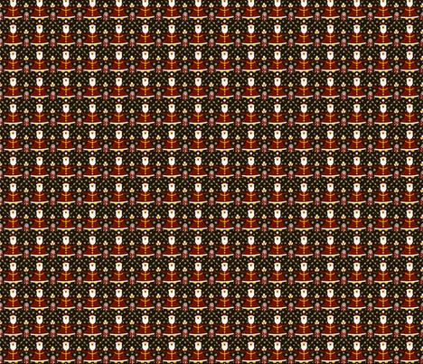 PERES NOEL 6 fabric by manureva on Spoonflower - custom fabric