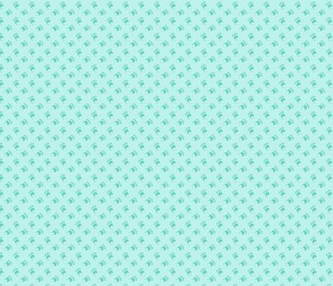 Cat_Trax_-_Jade fabric by glimmericks on Spoonflower - custom fabric