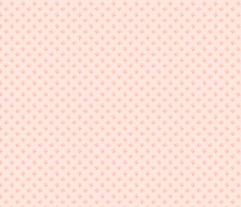 Cat_Trax_-_Peaches fabric by glimmericks on Spoonflower - custom fabric