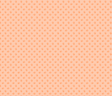 Cat_Trax_-_Tango fabric by glimmericks on Spoonflower - custom fabric