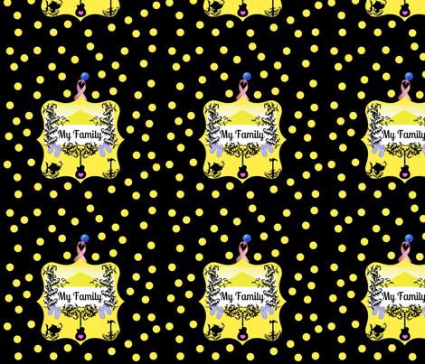 Deckemoles fabric by kimi-d on Spoonflower - custom fabric