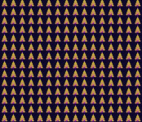 SAPIN DECORE 9 fabric by manureva on Spoonflower - custom fabric