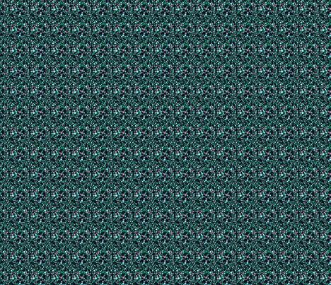 POINTS DE NOEL fabric by manureva on Spoonflower - custom fabric