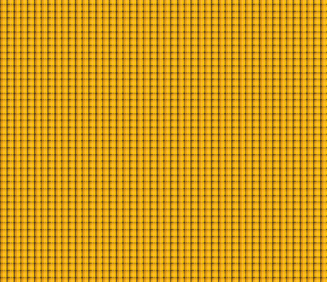 CARREAUX TOURNESOL fabric by manureva on Spoonflower - custom fabric