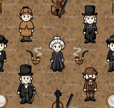 Cutesy Holmes