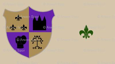 Spor Family Crest