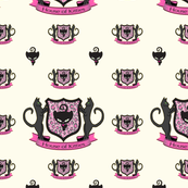 House of Kitties with Cream