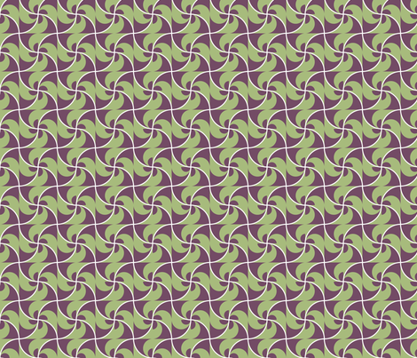 Whirligig fabric by greenmyeyes on Spoonflower - custom fabric
