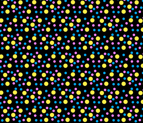 Hundreds & Thousands fabric by kimi-d on Spoonflower - custom fabric