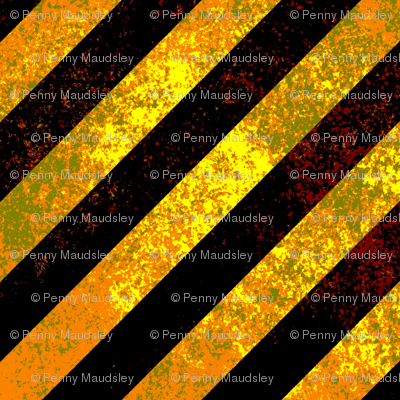 SIGNS CONSTRUCTION STRIPES