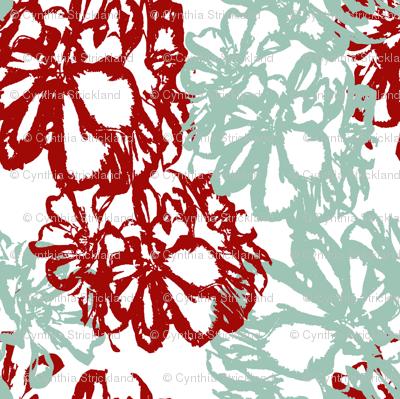 Christmas Geraniums