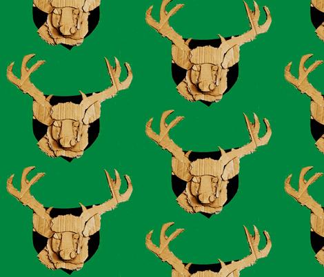 Family Crest fabric by missjessm on Spoonflower - custom fabric