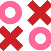 Rnoughts_and_crosses_-_red_and_pink-r_shop_thumb