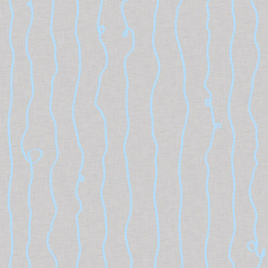 drunken lines blue
