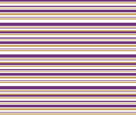STRIPES (purple + beige) fabric by biancagreen on Spoonflower - custom fabric