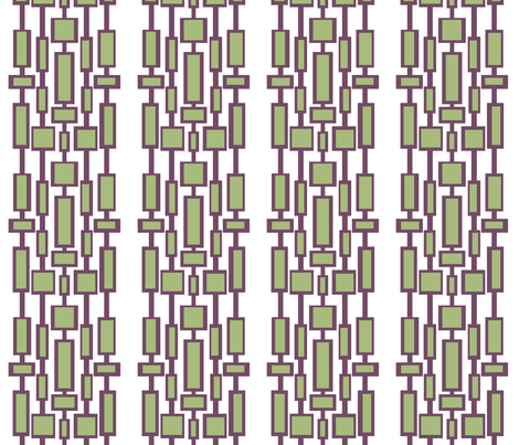Mod Geo  fabric by j-andrew on Spoonflower - custom fabric