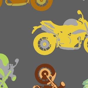 Motorbike Medley - Large