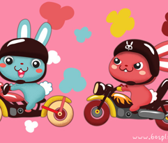 Rrfunny-bunny-motorcycle-roze_comment_170482_preview