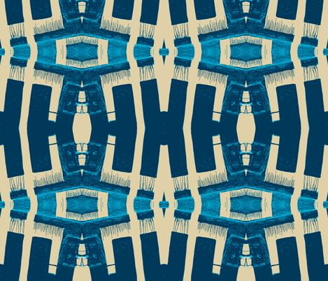 Kayte 2 fabric by susaninparis on Spoonflower - custom fabric