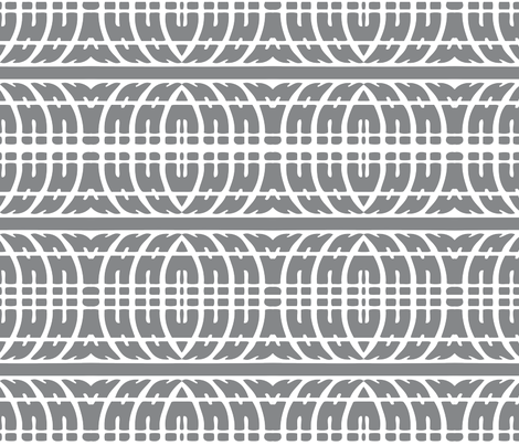 Gray Motorcycle Tread fabric by adrianne_nicole on Spoonflower - custom fabric