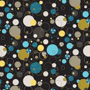 bubbly circles