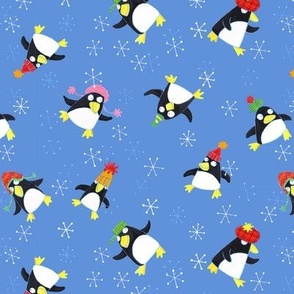 JoBrownPenguinParty