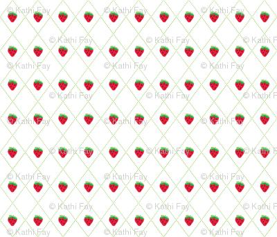 Strawberry Argyle