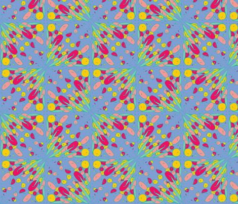jugenstill-14 fabric by studiojelien on Spoonflower - custom fabric