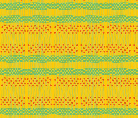 jugendstill-16 fabric by studiojelien on Spoonflower - custom fabric