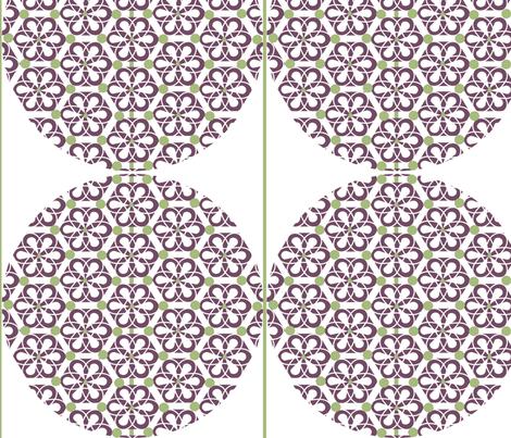 dotgeodesign fabric by ninjaauntsdesigns on Spoonflower - custom fabric
