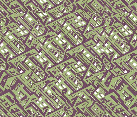 deco_mashup fabric by kinetik_soul_textiles on Spoonflower - custom fabric