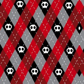 cute_skull_argyle_pattern___09_by_forever_endeavor12-d3go5aa
